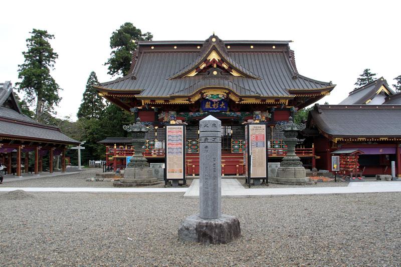 大杉神社に正五九詣りに行ってきました。