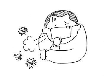 喉が痛い、咳が出る、今年の風邪はなかなか治らない。