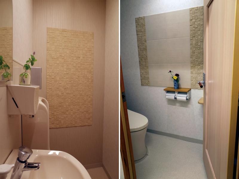 自分の部屋として住んでもいいな!と思ったまったく臭わないお店のトイレ