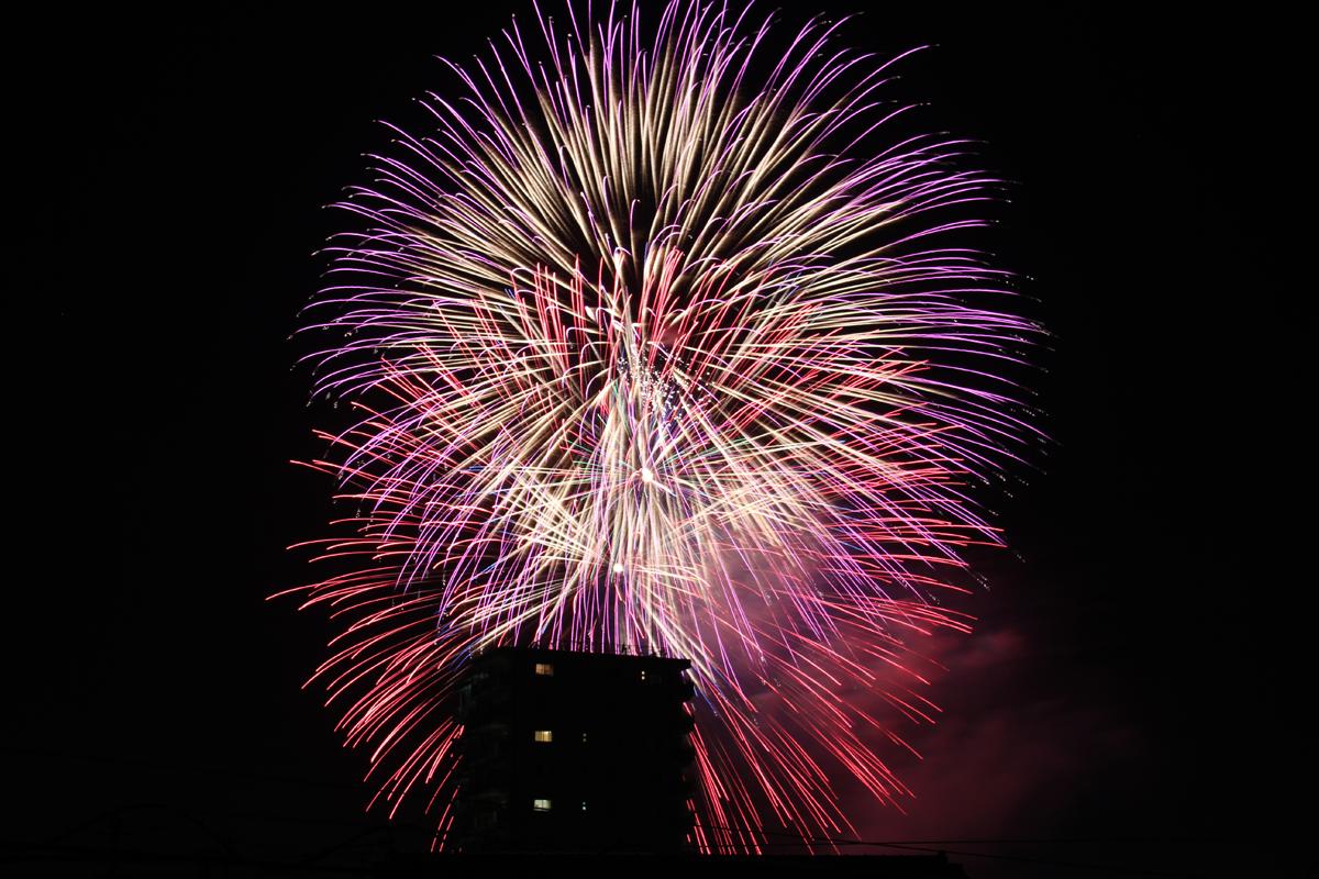 2014銚子みなとまつり花火大会