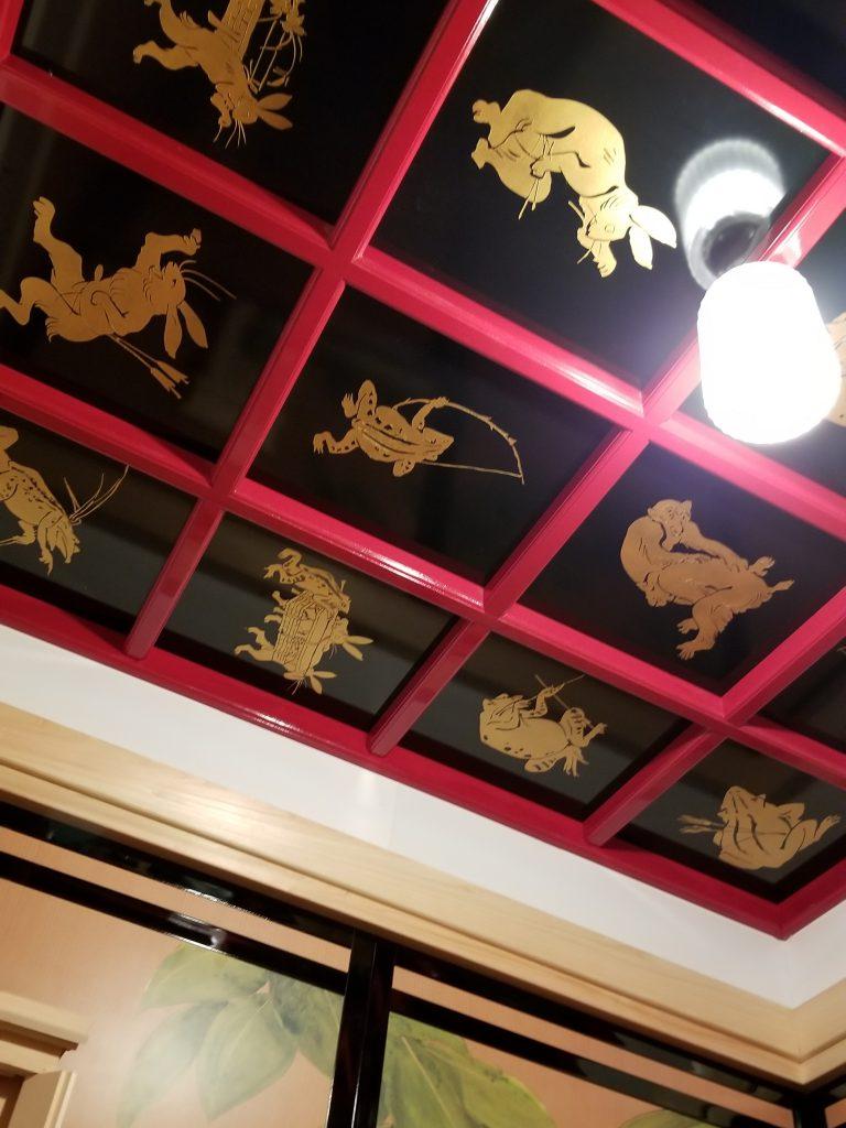正五久参りで出かけたあんばさま総本宮大杉神社のトイレがすごかった。